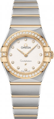 Omega Constellation Quartz 25mm 131.25.25.60.52.002
