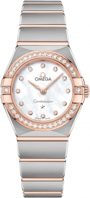 Omega Constellation Manhattan Quartz 25mm 131.25.25.60.55.001