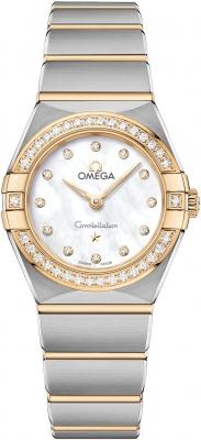 Omega Constellation Quartz 25mm 131.25.25.60.55.002