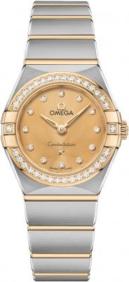 Omega Constellation Quartz 25mm 131.25.25.60.58.001