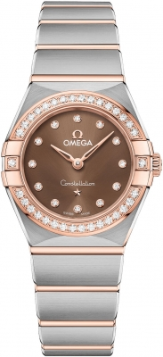 Omega Constellation Quartz 25mm 131.25.25.60.63.001