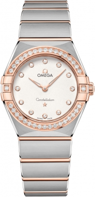 Omega Constellation Manhattan Quartz 28mm 131.25.28.60.52.001