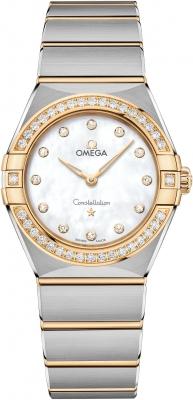 Omega Constellation Quartz 28mm 131.25.28.60.55.002