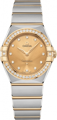 Omega Constellation Manhattan Quartz 28mm 131.25.28.60.58.001
