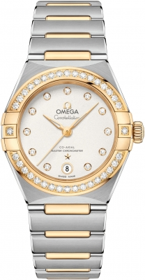 Omega Constellation Co-Axial Master Chronometer 29mm 131.25.29.20.52.002