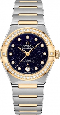 Omega Constellation Co-Axial Master Chronometer 29mm 131.25.29.20.53.001