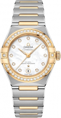 Omega Constellation Co-Axial Master Chronometer 29mm 131.25.29.20.55.002