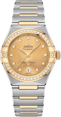 Omega Constellation Co-Axial Master Chronometer 29mm 131.25.29.20.58.001