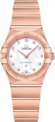 Omega Constellation Quartz 25mm 131.50.25.60.55.001