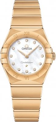 Omega Constellation Quartz 25mm 131.50.25.60.55.002