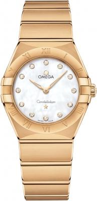 Omega Constellation Quartz 28mm 131.50.28.60.55.002