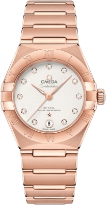 Omega Constellation Co-Axial Master Chronometer 29mm 131.50.29.20.52.001