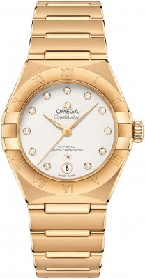Omega Constellation Co-Axial Master Chronometer 29mm 131.50.29.20.52.002