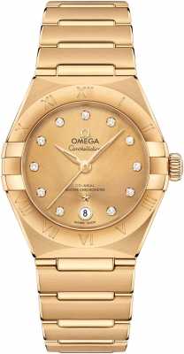 Omega Constellation Co-Axial Master Chronometer 29mm 131.50.29.20.58.001