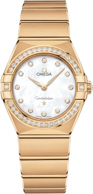 Omega Constellation Quartz 28mm 131.55.28.60.55.002