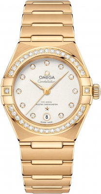 Omega Constellation Co-Axial Master Chronometer 29mm 131.55.29.20.52.002