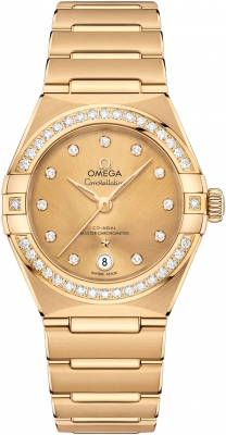 Omega Constellation Co-Axial Master Chronometer 29mm 131.55.29.20.58.001