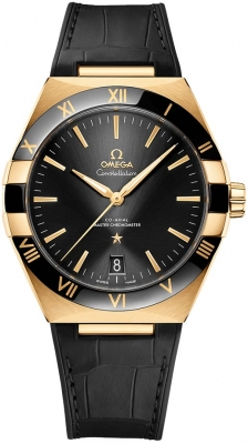 Omega Constellation Co-Axial Master Chronometer 41mm 131.63.41.21.01.001