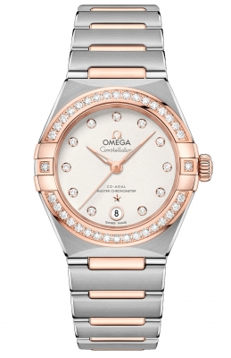 Omega Constellation Co-Axial Master Chronometer 29mm 131.25.29.20.52.001