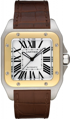 Cartier Santos 100 Large w20072x7