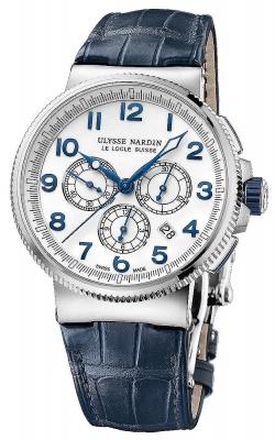 Ulysse Nardin Marine Chronograph Manufacture 43mm 1503-150/60