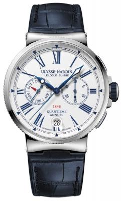 Ulysse Nardin Marine Chronograph Annual Calendar 43mm 1533-150/e0