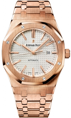 Audemars Piguet Royal Oak Automatic 41mm 15400or.oo.1220or.02