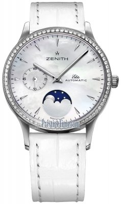 Zenith Elite Ultra Thin Lady Moonphase 33mm 16.1225.692/80.c664