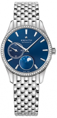 Zenith Elite Ultra Thin Lady Moonphase 33mm 16.2310.692/51.m2310