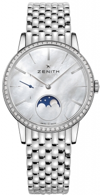 Zenith Elite Ultra Thin Lady Moonphase 36mm 16.2320.692/80.m2320