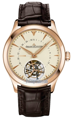 Jaeger LeCoultre Master Date Tourbillon 39 1652410