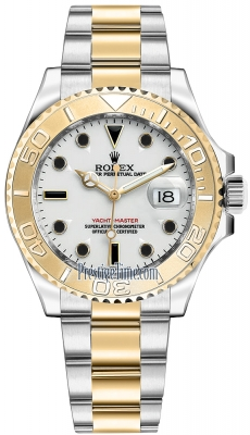 Rolex Yacht-Master 40mm 16623 White