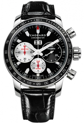 Chopard Mille Miglia Automatic Chronograph 168543-3001 JACKY ICKX EDITION V