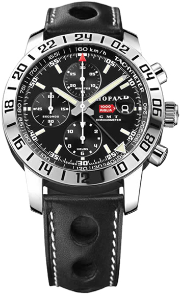 a4df2601276b Availability. Chopard Mille Miglia GMT Chronograph Mens Watch Model Number   168992-3001