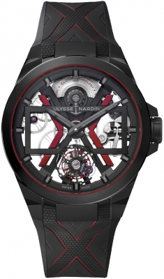 Ulysse Nardin Blast Automatic Tourbillon 45mm 1723-400-3b/BLACK