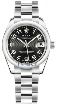 178240 Black Concentric Arabic Oyster