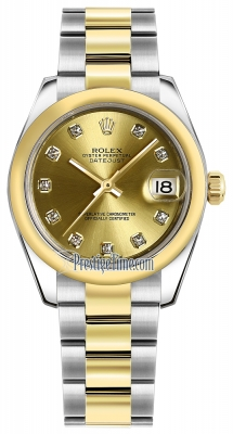 178243 Champagne Diamond Oyster