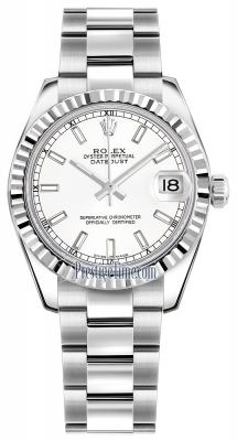 178274 White Index Oyster