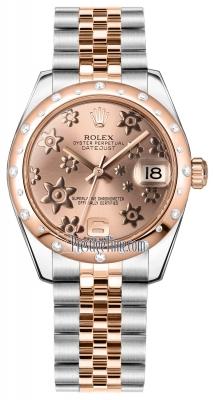 178341 Pink Floral Jubilee