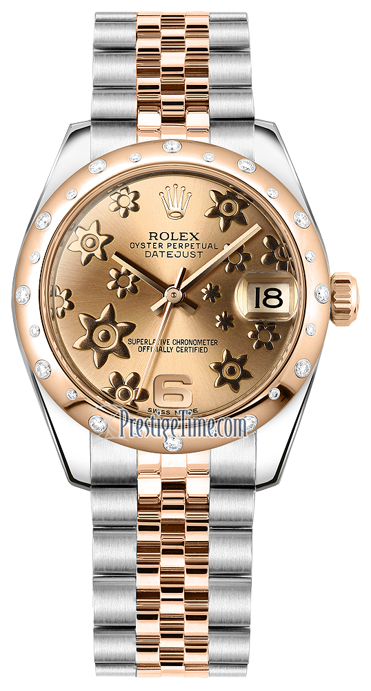 Rolex Datejust 31 Gold