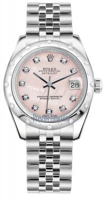 178344 Pink MOP Diamond Jubilee