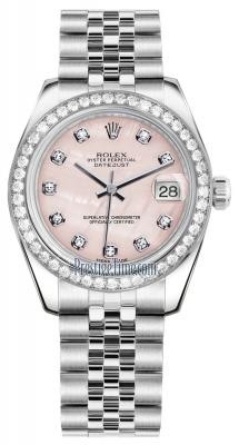 178384 Pink MOP Diamond Jubilee
