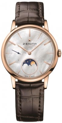 Zenith Elite Ultra Thin Lady Moonphase 36mm 18.2320.692/80.c713