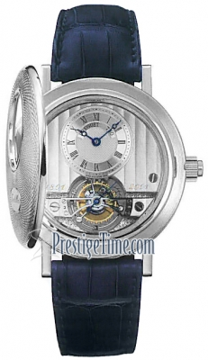 Breguet Tourbillon with Case Cover 1801bb/12/2w6