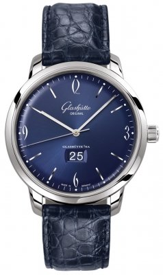 Glashutte Original Senator Sixties Panorama Date 39-47-06-02-04