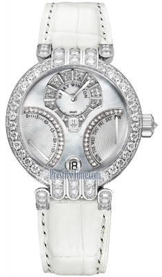 Harry Winston Premier Excenter Lady Biretro 200/UABI34WL.MD/3.1