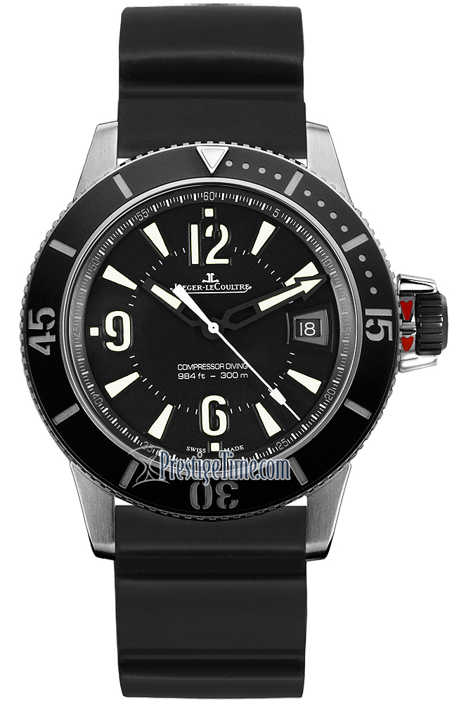 bb44c48394c Availability. Jaeger LeCoultre Master Compressor Diving Automatic Navy SEALs  ...