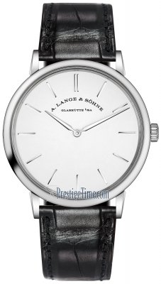 A. Lange & Sohne Saxonia Thin Manual Wind 37mm 201.027