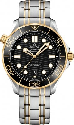 Omega Seamaster Diver 300m Co-Axial Master Chronometer 42mm 210.20.42.20.01.002