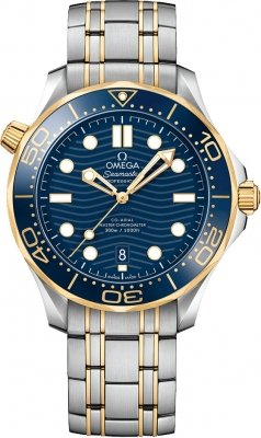 Omega Seamaster Diver 300m Co-Axial Master Chronometer 42mm 210.20.42.20.03.001
